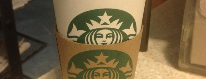 Starbucks is one of Steve Kushnir.