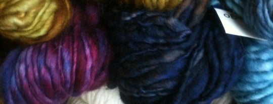 Argyle Yarn Shop is one of one of these days: yarn.