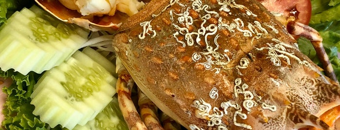 J. Daeng Seafood is one of Тай.