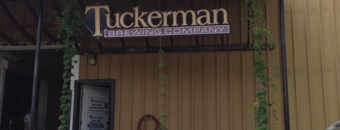 Tuckerman Brewing Company is one of NH.