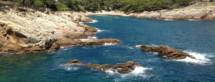 Platja Aiguafreda is one of Catalonia's best picks.