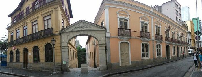 Beco do Pinto is one of Centro de São Paulo.