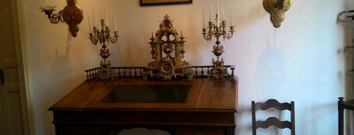Museu Histórico Geográfico de Poços de Caldas is one of Poços de Caldas - MG.
