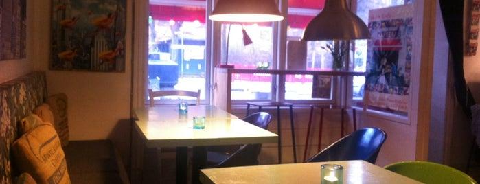 Røde Roses Kaffebar is one of Cafe i Kbh.