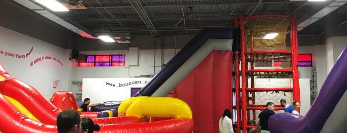 BounceU is one of Fun Things.