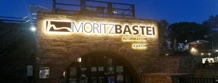Moritzbastei is one of 4sq365de (1/2).