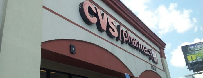 CVS pharmacy is one of Locais curtidos por Lindsaye.