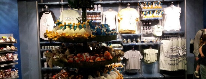 Sea Base Alpha Gift Shop is one of My vacation @ FL2.