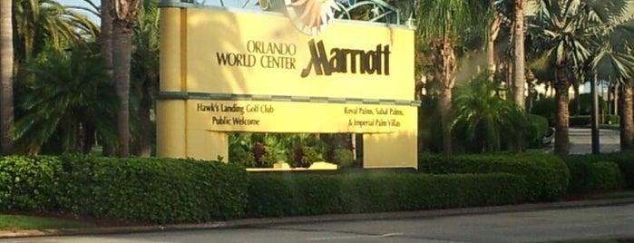World Center Drive is one of Lieux qui ont plu à Michael.