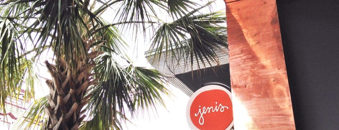 Jeni's Splendid Ice Creams is one of Good Eats Charleston.