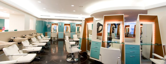 Rita Hazan Salon is one of Orte, die Danyel gefallen.