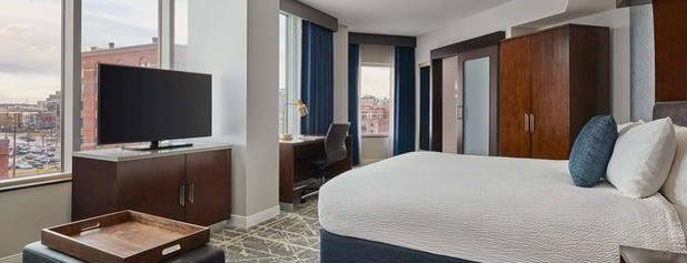 SpringHill Suites Denver Downtown is one of Denver, CO 🌤 🏞🍺.