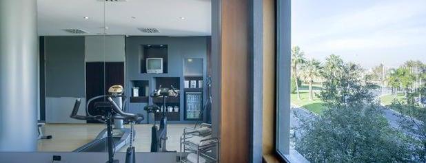 AC Hotel Huelva is one of Hostelling.