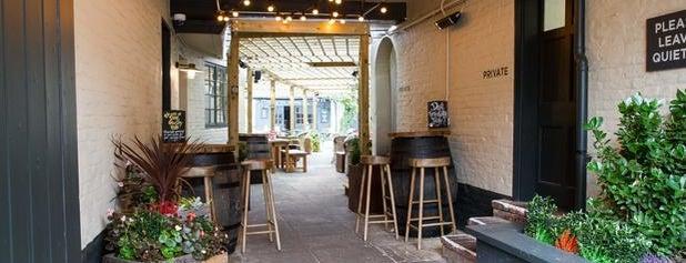 Ye Olde George Inn is one of Good Beer Pubs.