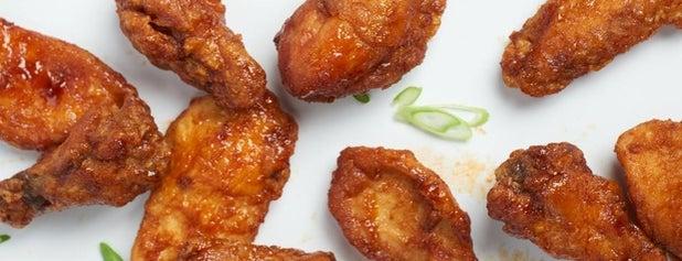 Bonchon Chicken is one of Manassas.