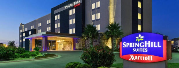 SpringHill Suites Midland Odessa is one of West Texas: Midland to El Paso.