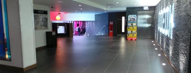 Odeon is one of สถานที่ที่บันทึกไว้ของ Yvie.