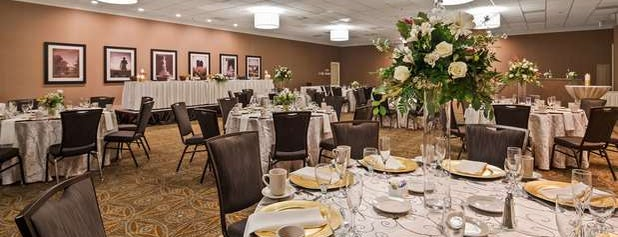 Best Western Premier The Central Hotel & Conference Center is one of Philadelphia.