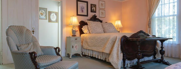 Bissell House Bed & Breakfast is one of LA.