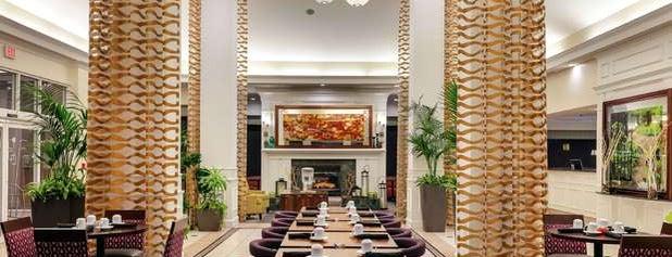 Hilton Garden Inn is one of AT&T Wi-Fi Hot Spots- Hilton Garden Inn.
