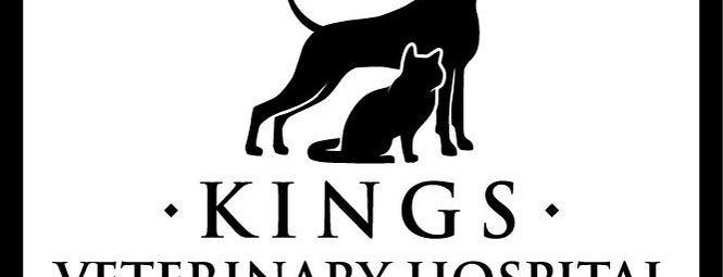 Kings Veterinary Hospital is one of Tempat yang Disukai Bob.