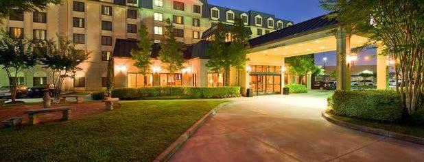 Hilton Garden Inn is one of Hopster's Hotels.