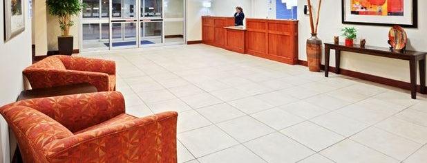 Holiday Inn Express & Suites Chehalis-Centralia is one of Taiyyib 님이 좋아한 장소.