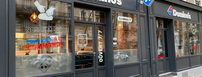 Domino's Pizza Rueil-Malmaison is one of Rueil-Malmaison Survie.