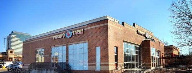 Torchy's Tacos is one of Orte, die Chip gefallen.