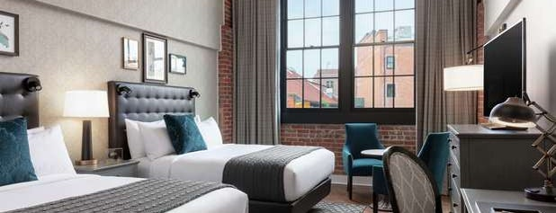 The Foundry Hotel Asheville, Curio Collection by Hilton is one of Curio By Hilton.