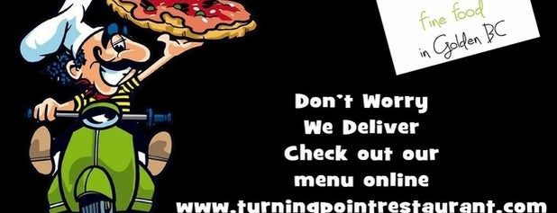 Turning Point Restaurant is one of Viagem Canadá.