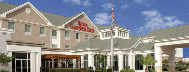 Hilton Garden Inn is one of West Texas: Midland to El Paso.