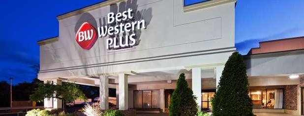 Best Western Plus La Porte Hotel & Conference Center is one of สถานที่ที่บันทึกไว้ของ Kyle.