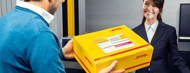 DHL Express is one of Lugares favoritos de Ericka.