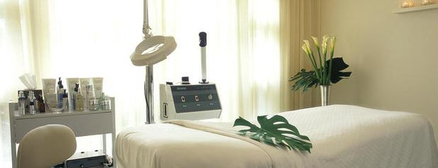 The Beverly Hills Hotel Spa by La Prairie is one of US TRAVELS LA.
