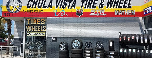 Chula Vista Tire & Wheel is one of Alejandro'nun Beğendiği Mekanlar.