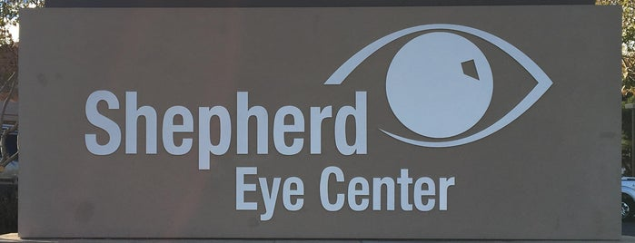 Shepherd Eye Center is one of Roberta 님이 좋아한 장소.