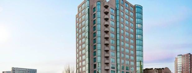 Vancouver Airport Marriott Hotel is one of Moe 님이 좋아한 장소.