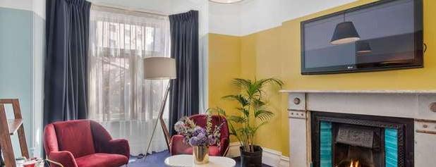 Hotel Harry is one of Tempat yang Disukai Marcus.