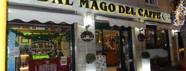 Il Mago Del Caffè is one of Rome.