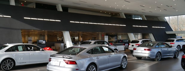 Audi Westwood is one of icelle : понравившиеся места.