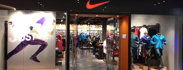 Nike Zürich is one of Zurich.