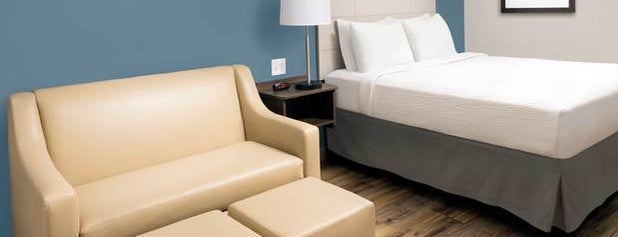 WoodSpring Suites Cherry Hill is one of Lugares favoritos de Alberto J S.