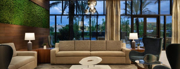 SpringHill Suites by Marriott Orlando at Millenia is one of Daniel's Liked Places.