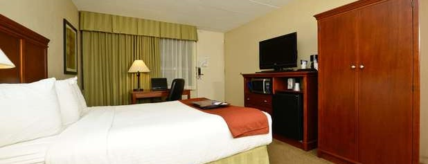 Best Western Plus La Porte Hotel & Conference Center is one of Gespeicherte Orte von Kyle.