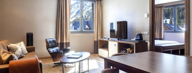 AC Baqueira Ski Resort Autograph Collection is one of Notodohoteles.comさんのお気に入りスポット.