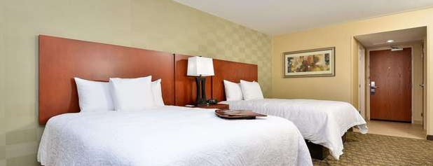 Hampton Inn Detroit Auburn Hills South is one of Places I've stayed.