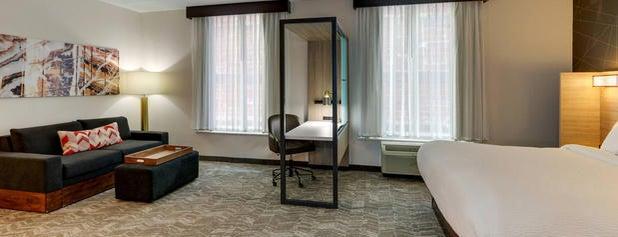 Springhill Suites by Marriott is one of Posti che sono piaciuti a Latonia.