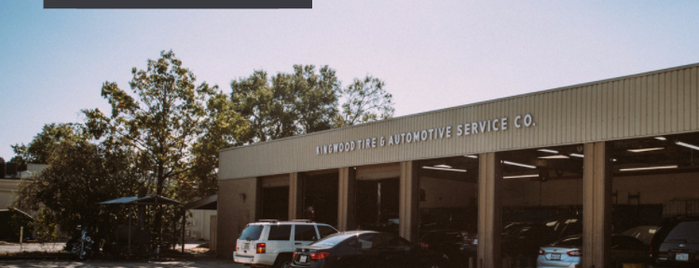 Kingwood Tire & Automotive is one of Locais curtidos por Rita.