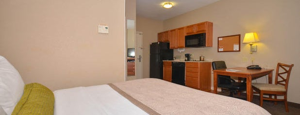 Candlewood Suites Clarksville is one of Hotels.